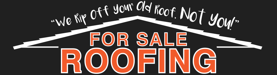 For Sale Roofing